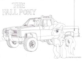 The Fall Pony by lonewolf3878