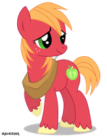Big Mac Rule 63 by DragonChaser123