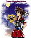 3D: Sora's Destiny by EmeraldSora