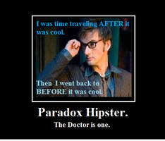 DR. Who demotivational by Wolfwood2