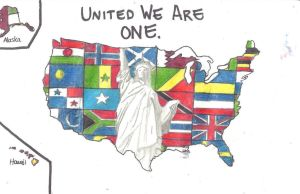 United, We Are One by xxTigerAvatarxx