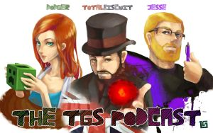 TGS Podcast wallpaper by MonoriRogue