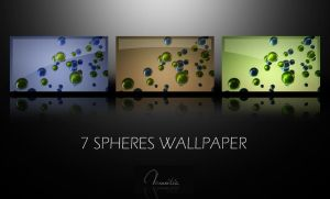 Spheres Wallpaperpack by Tamilia