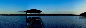 Spruce Creek Dock by Mindwerkz