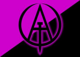 Queer Anarchy Banner by Remember68DFR
