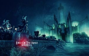 Minas Morgul by wojo134