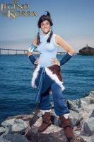 Legend of Korra: The Shores of Republic City by TemaTime