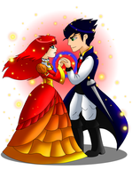 Romeo and Juliet - The Star-Crossed Lovers by Zap-Zap-Forever