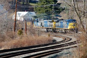 Old Main Line Coal by jhg162