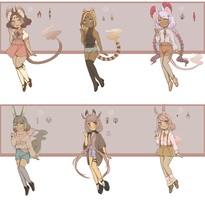 Danity set price (OPEN) by tapiocAdopts