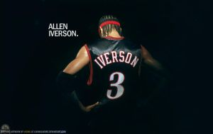 Allen Iverson Wallpaper by lisong24kobe