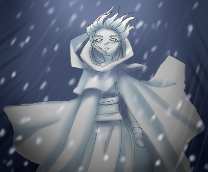 HLV: Blizzard! by Athalyah75