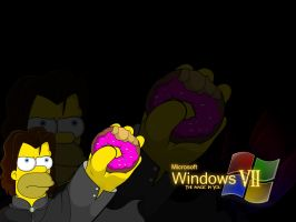 Homer for Windows 7 by maryjuver