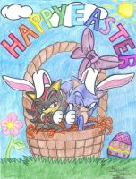 Happy Easter 2011 by SupaSilver
