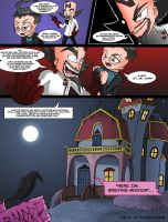 Invader Zim: Conqueror of Nightmare Page 12 by Blhite