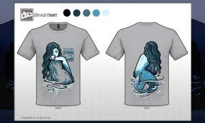 Mythical Design Entry: Updated (Mermaid) by blessedmuzic