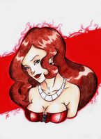 Red Queen by AkEshiba
