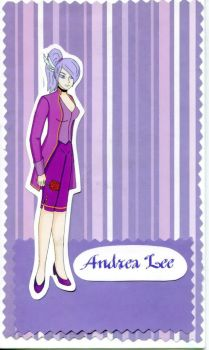Andrea Lee by Tayna-Mysteryit