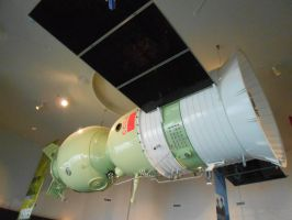 NASA manned space fight by OceanRailroader