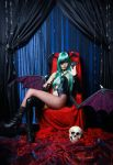 Vampire Savior - Morrigan Aensland by RIN-AlleyCat