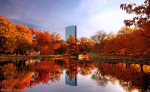 Autumn in Boston by MyLifeThroughTheLens