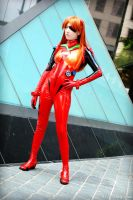 Asuka Langley Shikinami: Repairable by jinxed-jem
