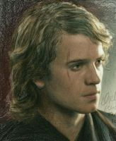 Anakin coloring by AngelinaBenedetti