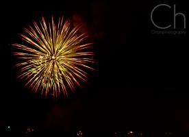 Fireworks 3 by Champineography