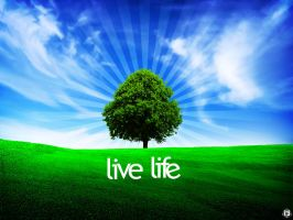 live life by goergen