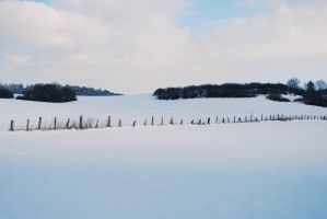 Snowscape Stock 38 by Sed-rah-Stock