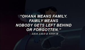 Disney Quotes Lilo-and-stit by qazinahin