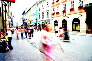 Busy streets 1 by Melee-pic
