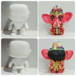 Funko Pop Custom Ganesha by saintvinod