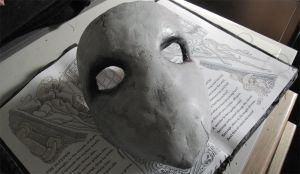 Halloween Mask 2011 by kaizerin