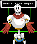 Don't Lose Hope Human! by DandyBound