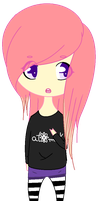 a wild cheeb me has appeared by aIIison