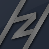 logo for izzi by DroxyClan