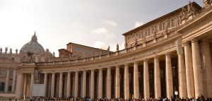 Saint Peter's Square by Madeleine87