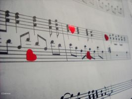 Play me a love song by xAnnca