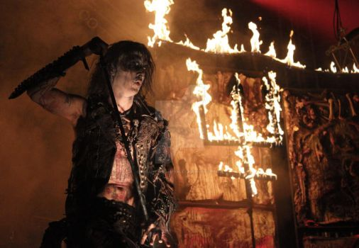 Watain by FrauleinVampyria