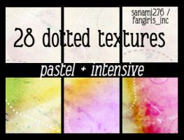 Dottex: bases + dotted lines by Sanami276