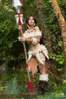 NIDALEE - LEAGUE OF LEGENDS by PECKPHOTOGRAPHY