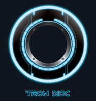TRON DISC  UPGRADE by dantenopolis