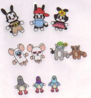 Animaniacs Pook-a-Looz by KessieLou