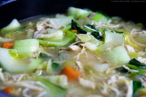 Chicken Musgo Soup by aheria
