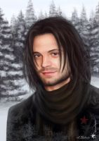 Winter / Winter Soldier / YAY !!! GIFTS!!! by UnicatStudio