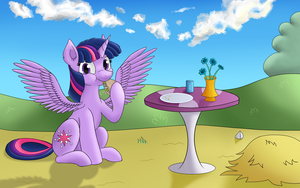 Twi at the Cafe by LegalBrief