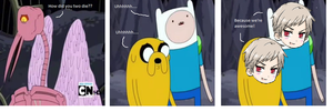 Finn and Jake are awesome by Ayome63