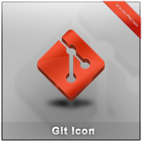 Git Icon by Brighties