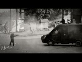 Egyptian Revolution I by Yahyamd
